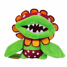 Super Mario Bros Petey Piranha Plant Soft Plush Doll Toys 6 Inch