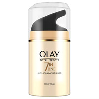 Olay Total Effects 7-in-1 Anti-Aging Daily Face Moisturizer - 1.7 fl oz