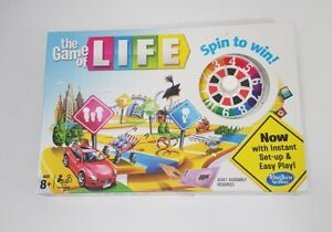 The Game of Life Hasbro Gaming 2013