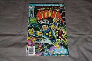 NOVA #1 (1976) Marvel Comics The Man Called