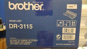 Genuine Brother DR3115 Drum HL5240 HL5250DN HL5270DN MFC8460N MFC8860DN BrandNew