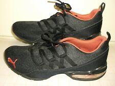 Puma Soft Foam Sneakers Optimal Comfort..Black..Size 9
