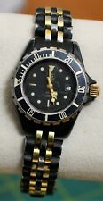 VINTAGE TAG HEUER DIVERS WATCH Woman MODEL 980 028N  1000 PROFESSIONAL