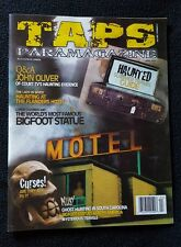 Taps Paramagazine Volume 2 Number 8 Haunted Summer Travel Guide! Ghost Hunters!