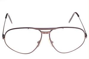 NEU Vintage Brille FERRARI Brillenfassung Brillengestell Frame Glasses Lunettes