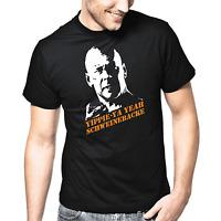 Yippie Ya Yeah Schweinebacke Die Hard Bruce Willis Sprüche Geschenk Fun T-Shirt