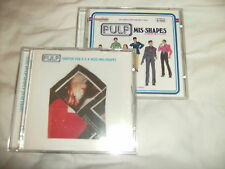 PULP SORTED FOR E'S & WIZZ / MIS-SHAPES 2 CD SET