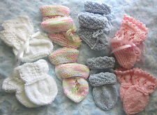 Baby Knitting Pattern #11 by Julie Ware