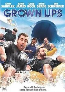 Grown Ups (DVD, 2010) BRAND NEW
