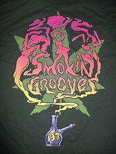 "1997 GEORGE CLINTON & P-FUNK AS ""SMOKIN GROOVE"" Concert (XL) Shirt FOXY BROWN"