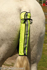 Harlequin Reflective High Visibility Horse Riding Tail Guard Hi Viz Safety