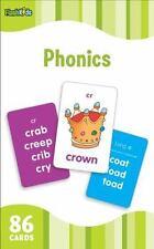 Flash Kids Flash Cards: Phonics (Flash Kids Flash Cards) by Flash Kids