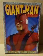 GIANT MAN & THE WASP MINI-BUST BY BOWEN DESIGNS (FACTORY SEALED, BRAND NEW)