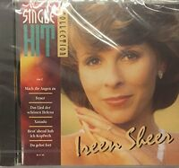 Ireen Sheer Single hit collection (16 tracks, 1993, EMI) [CD]