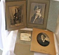 Vintage Lot Of 4 Minnesota Pictures 2 From Brainard & 2 From St. Paul