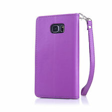 Plain Cases & Covers with Strap for Samsung Galaxy S6 edge