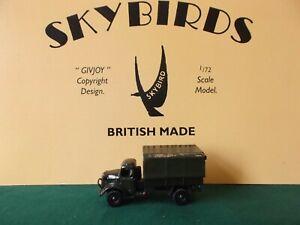 Skybirds Models.  Austin K 30. 30cwt Truck.