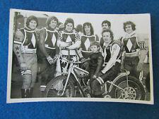 More details for original press photo - newcastle diamonds speedway 1975 team photo - 5.5
