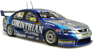 2008 SBR James Courtney Ford BF Falcon 1:18 Classic Carlectables Cars
