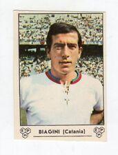 figurina - CALCIATORI PANINI 1964/65  - CATANIA BIAGINI