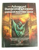 Advanced Dungeons & Dragons Dungeon Masters Guide HC TSR Gygax -1979