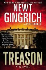 TREASON - GINGRICH, NEWT/ EARLEY, PETE - NEW PAPERBACK BOOK