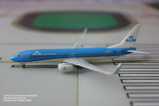 Gemini Jets KLM Royal Dutch Airlines Boeing 737-800W Current Color Model 1:400