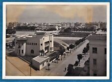 vintage photo Art Deco architecture Casablanca Maroc Morocco ca 1930 by Flandrin