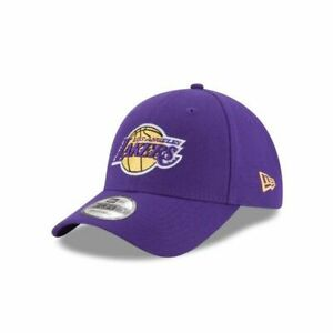 "LOS ANGELES LAKERS NBA 9FORTY NEW ERA ""THE LEAGUE"" ADJUSTABLE OSFM HAT/CAP NWT"