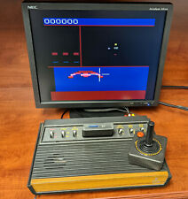 New listing Atari 2600 6-Switch Console w/Upgraded Audio/Video, Multi-game Cart, Controllers