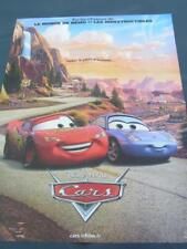 Poster CARS DISNEY PIXAR - SCARY MOVIE 4 - FRENCH EDITION 54 x 40 cm