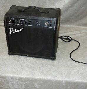 Prime PBA-20 bass combo amp (not exactly working)