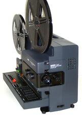 Super 8mm  Filmprojektor Bauer T525 Microcomputer Duoplay Studioklasse