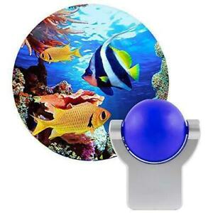 Projectables  Tropical Fish LED Plug-In Night Light 11296