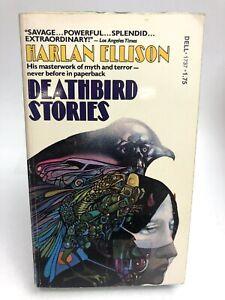 DEATHBIRD STORIES Harlan Ellison DELL 1737 Science Fiction 1ST PRINT Anthology