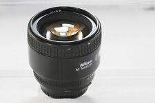 Nikon F Nikkor AF 85 1.8 D 85mm f/1,8D autofocus auch manuell nutzbar AIs AI s