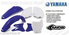 Kit plastiques UFO  Yamaha  YZ85 02-11  YZ85LW G.Roues 02-11 Couleur Origine !