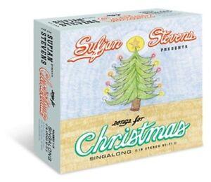 SUFJAN STEVENS - SONGS FOR CHRISTMAS (5 CD BOX)