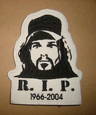 DIMEBAG DARREL - 1966 - 2004 R.I.P. Embroidered  PATCH Pantera Phil anselmo