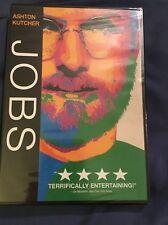 Jobs (DVD, 2013) New Sealed