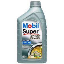 Mobil Super 3000 Formula P 5W-30 Synthetic 1L Car Engine Oil Lubricant 151310