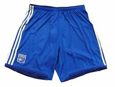 Adidas olympique lyon pantalones/short azul talla L