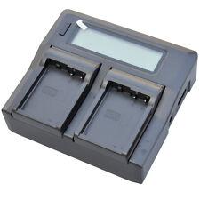 Quick LCD Battery Charger For Panasonic DMW-BLC12e DMC-G7GK DMC-G85GK DMC-FZ2500