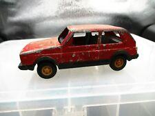 Vintage Tootsietoy VW Rabbit