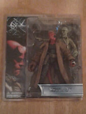 HELLBOY NEW - Hellboy Open Mouth VARIANT Figure w/ Ivan the Corpse 2004 Mezco