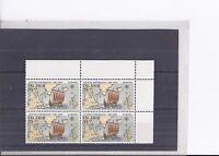Cept 1992 ** 762 Viererblock Island Einzelmarke Postfrisch siehe scan