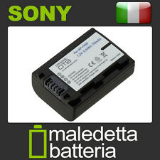 Batteria Alta Qualità SOSTITUISCE Sony NP-FP50