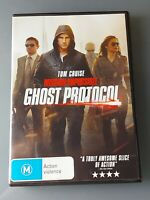 Mission Impossible - Ghost Protocol(DVD 2011)Region 4 Like new