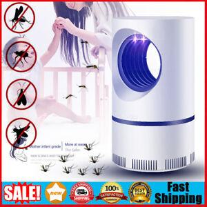 Insektenfalle USB Mückenlampe Insektenvernichter Elektrisch | Fliegenfänger Neu