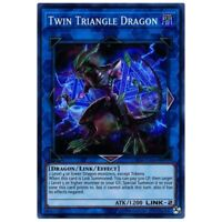 Twin Triangle Dragon OP08-EN006 Super Rare Yugioh